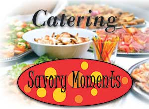 Savory Moments Catering at Magnolia Woods