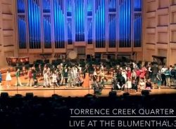 Local Students Perform at Blumenthal