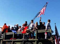 Huntersville's 2017 Veteran's Day Parade