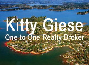 Kitty Giese -- One to One Realty Broker