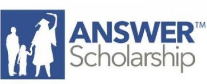ANSWER SCHOLARSHIP FUNDRAISER Sept. 25th