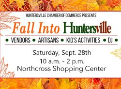 Fall Into Huntersville